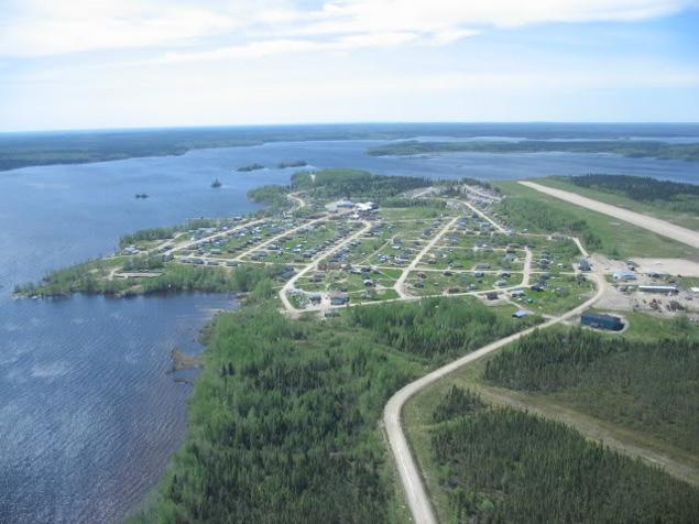 Eabamettoong First Nation