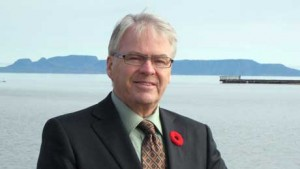Bruce Hyer MP