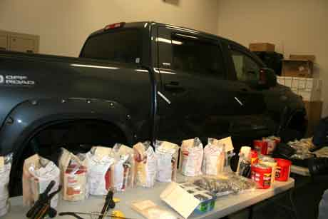 Dryden Drug Bust November 2010