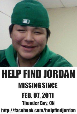 Help find Jordan