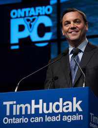 "Hudak Continues Assault on McGuinty ""Affirmative Action Plan"""