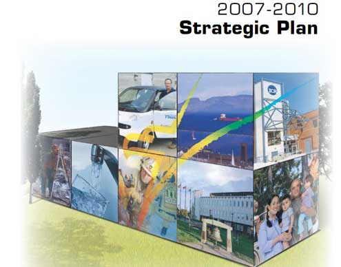 how to build a strategic plan