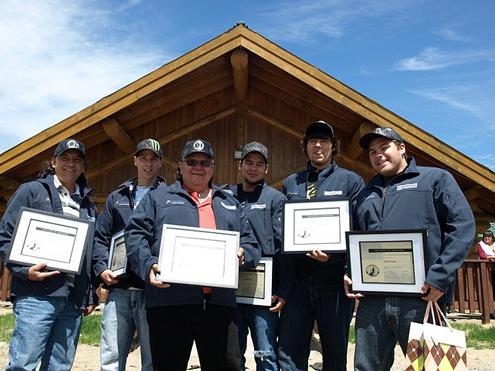 Mining Graduates