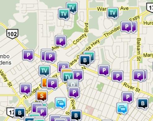 June 14 Crime Map