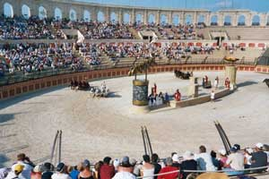 Chariot Races in Ancient Rome