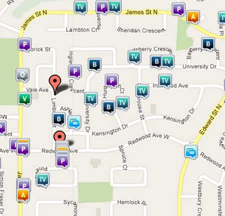 Crime Mapping Limbrick Street