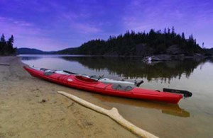 Pukasawka National Park photo supplied by Parks Canada.