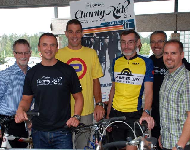 Caribou Charity Ride Set for September 11th