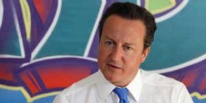 British Prime Minister Cameron