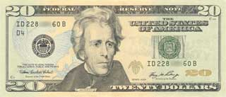 NetNewsLedger - Fake US Twenty Dollar Bills Surface in