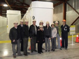 Township of Nipigon learns more about Nuclear Waste Management