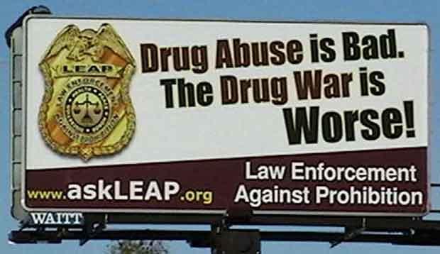 Leap billboard