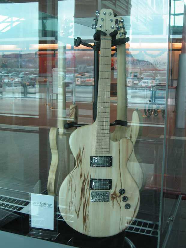 DFC Guitar Project