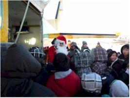 Wasaya Air Santa Run 2011