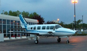photo of Keystone Air plane