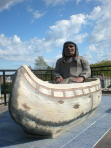 Nipigon's Paddle to the Sea Park